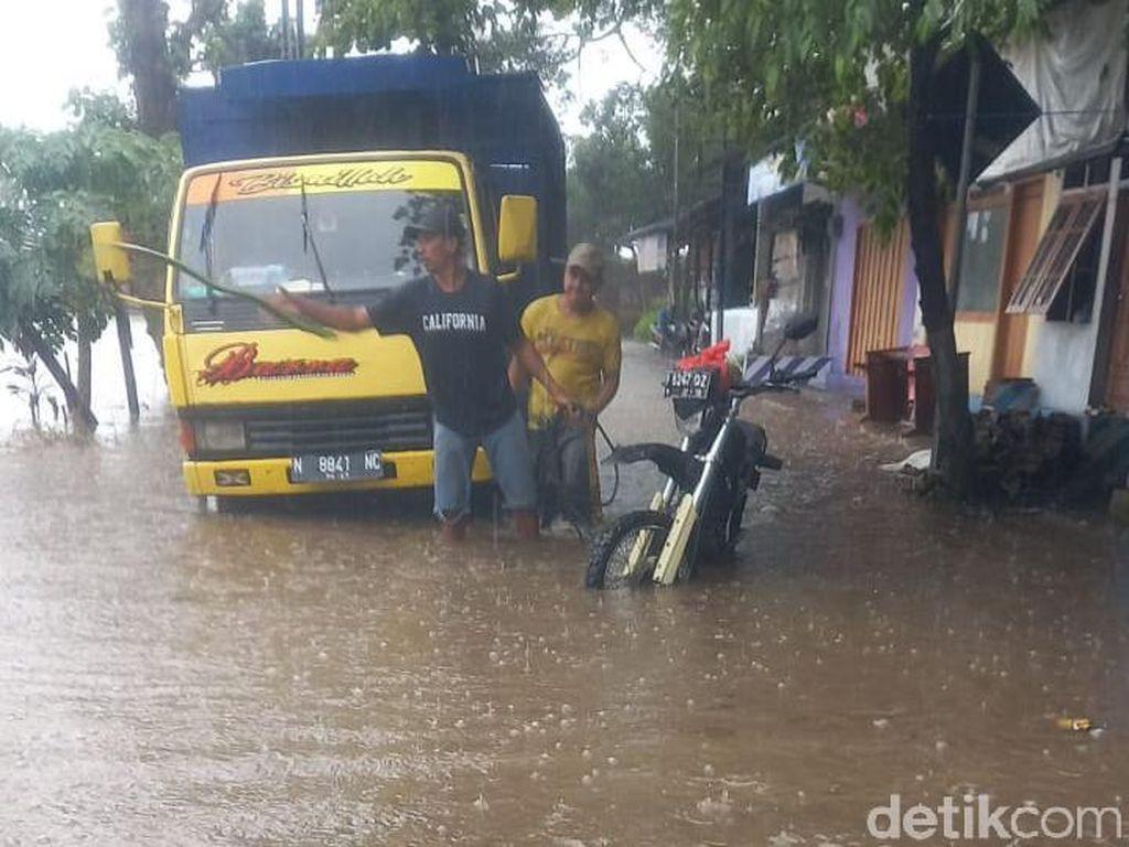 7 Desa di Jember Tergenang Banjir Hingga 1 Meter, 4 Ribu KK Mengungsi