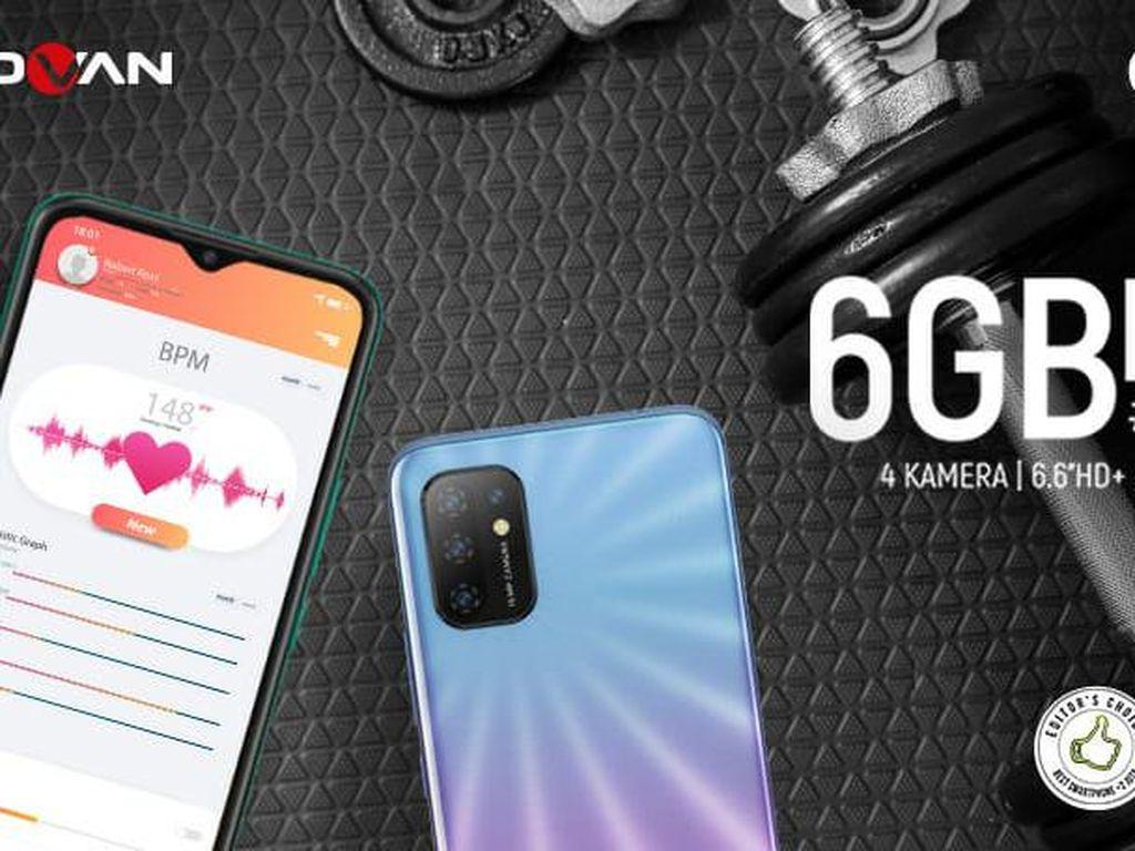 Punya 3 Warna, Ini Spesifikasi Lengkap ADVAN G9 Pro yang Bawa RAM 6GB