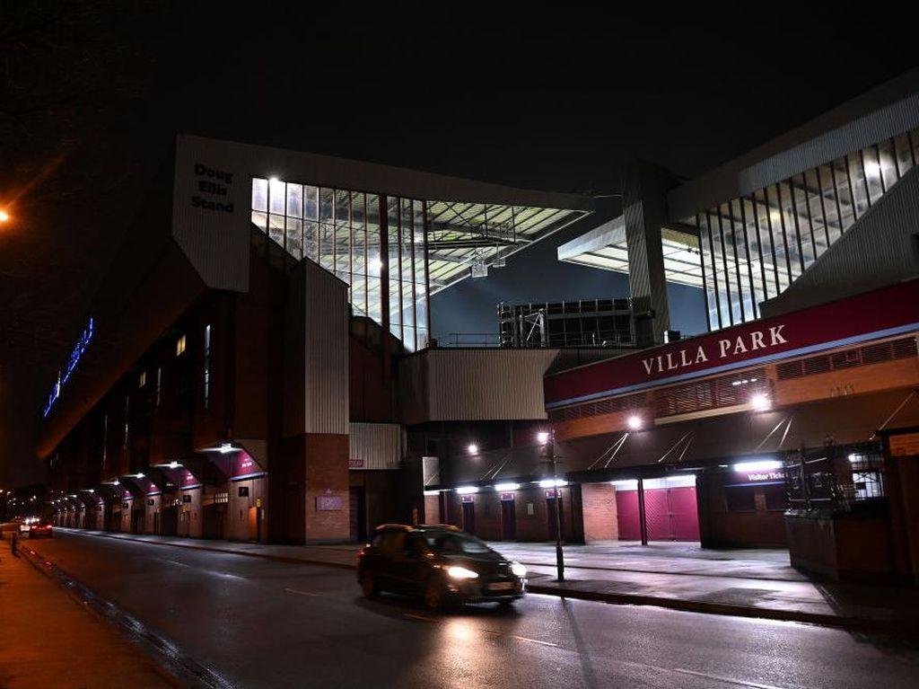 Kasus COVID-19 Masih Tinggi, Laga Aston Villa Ditunda Lagi