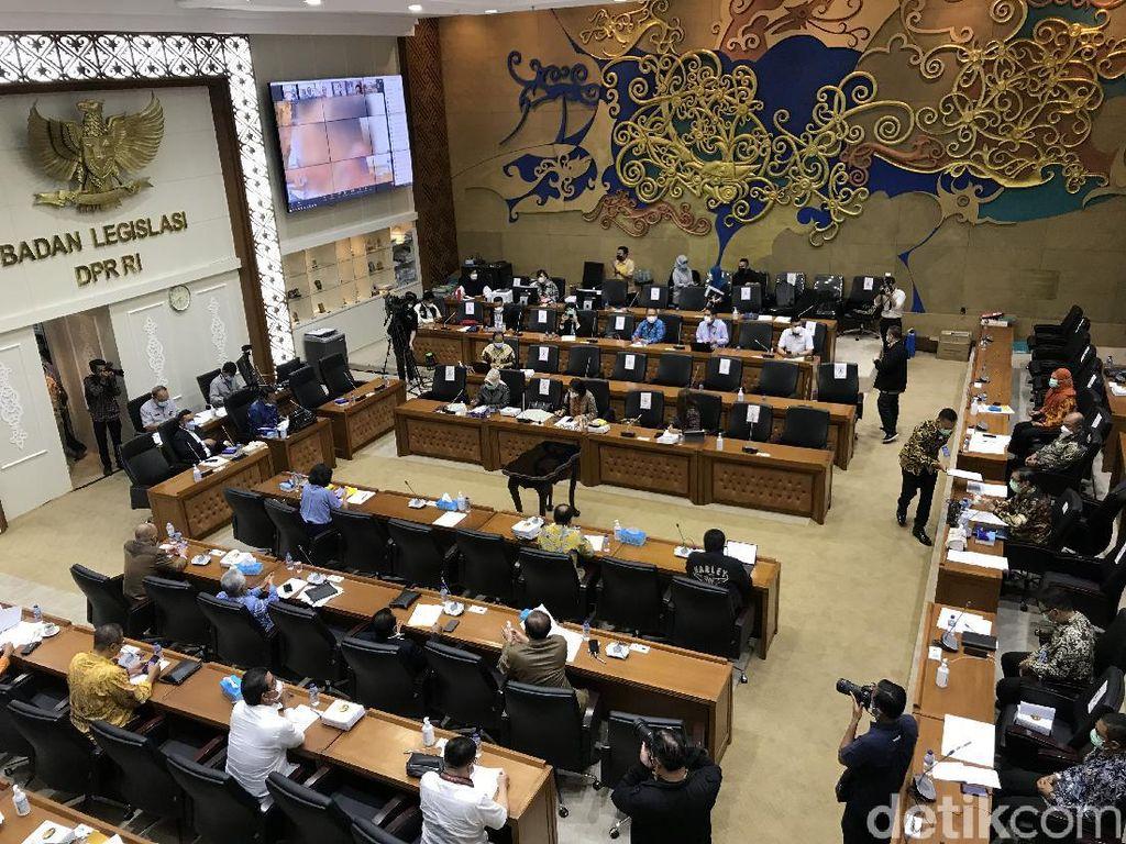 RUU HIP Out, RUU BPIP In Prolegnas Prioritas 2021 Dibawa ke Paripurna DPR