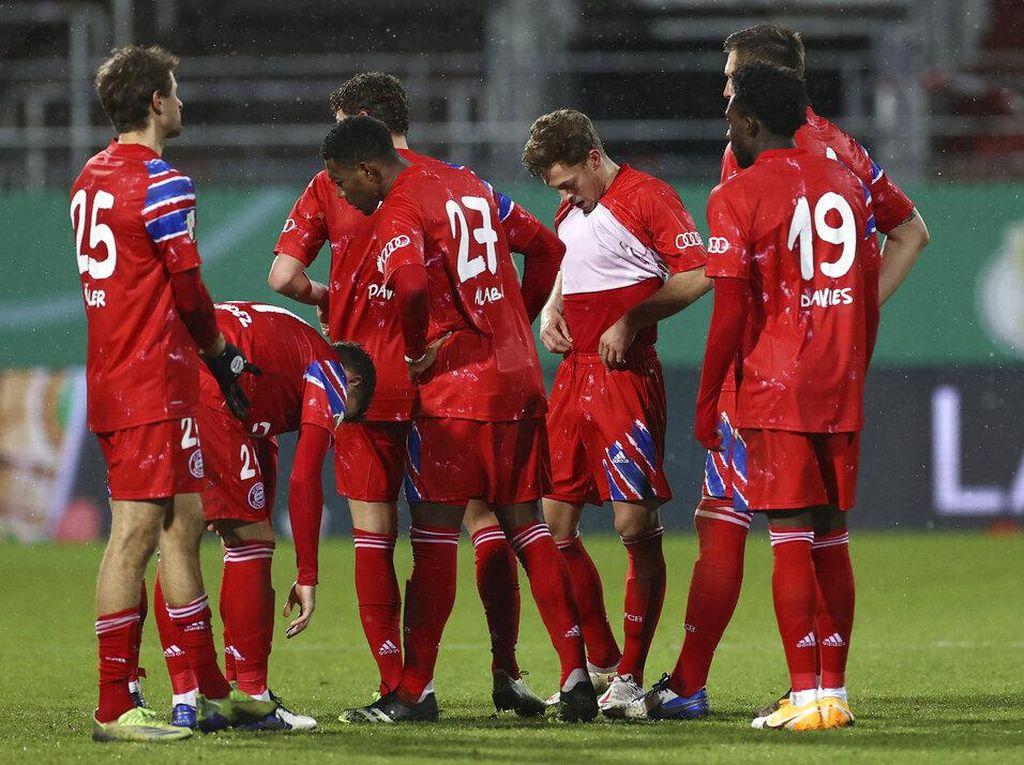 Link Live Streaming Bayern Munich Vs Freiburg