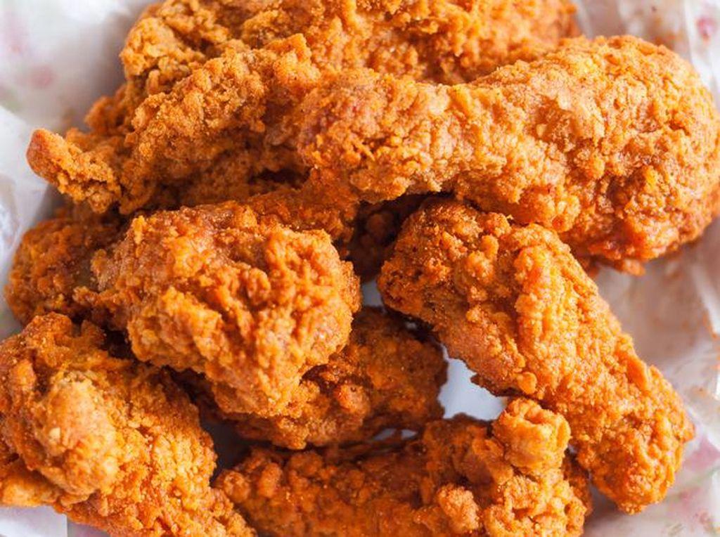 Cara Menggoreng Fried Chicken Agar Renyah dan Kering