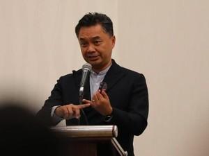 Jadi Penasihat Sandiaga, Dino Patti Djalal Dibayar Sebungkus Dendeng Balado