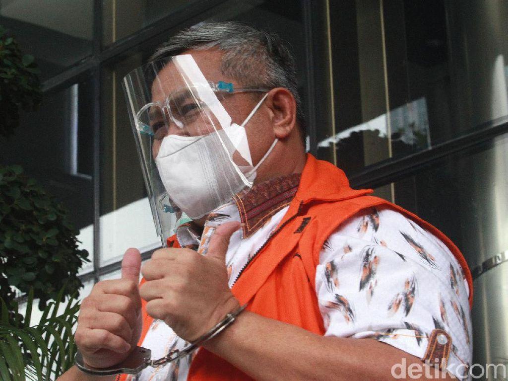 Kasus Mafia Anggaran, Mantan Bupati Labura Dituntut 2 Tahun Penjara