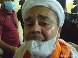 Pengacara: Kondisi Habib Rizieq di Rutan Baik, Kadang Gerd Kambuh