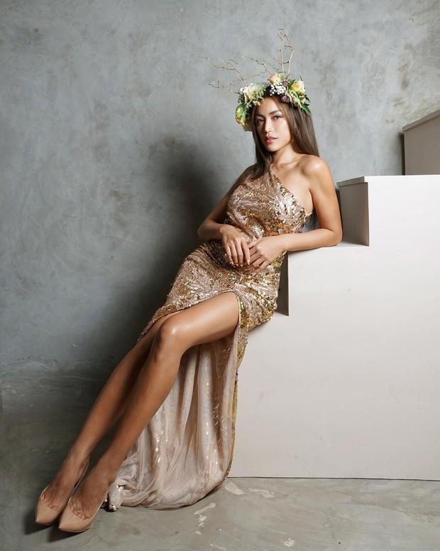 Jessica Iskandar pakai dress nude/instagram.com/inijedar