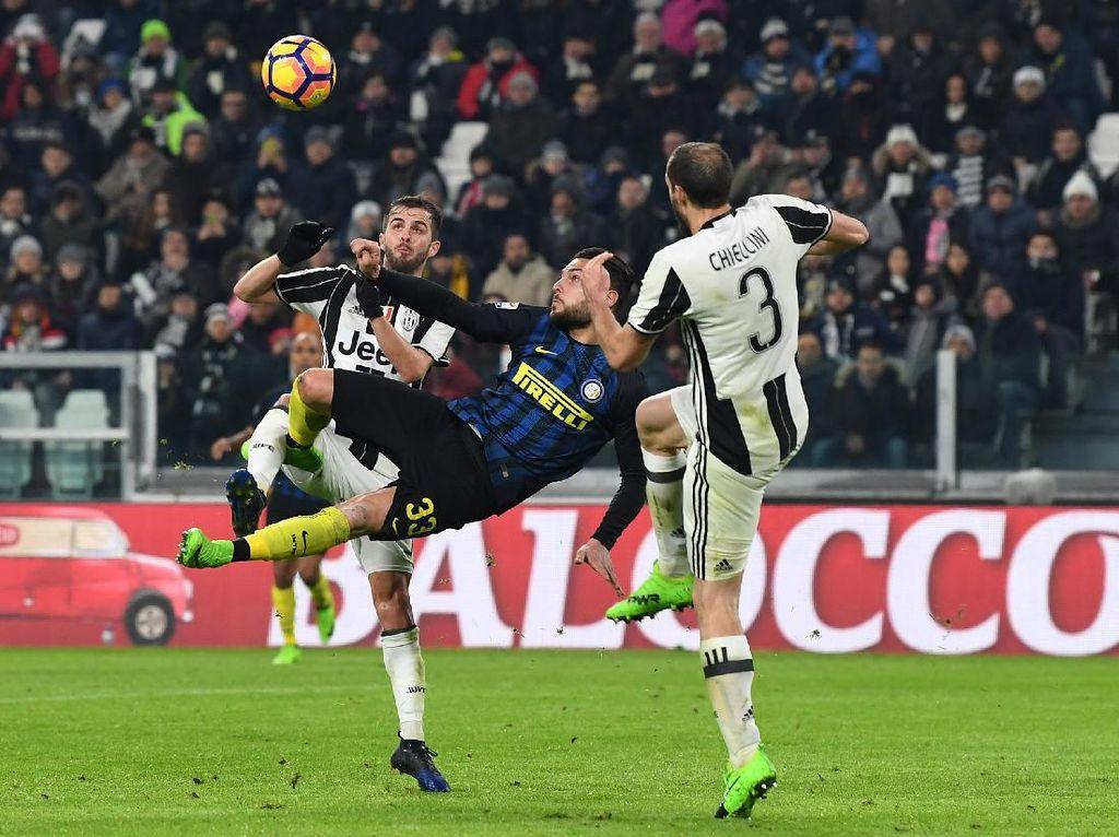 Inter Vs Juventus Tak Akan Tentukan Persaingan Juara Liga Italia