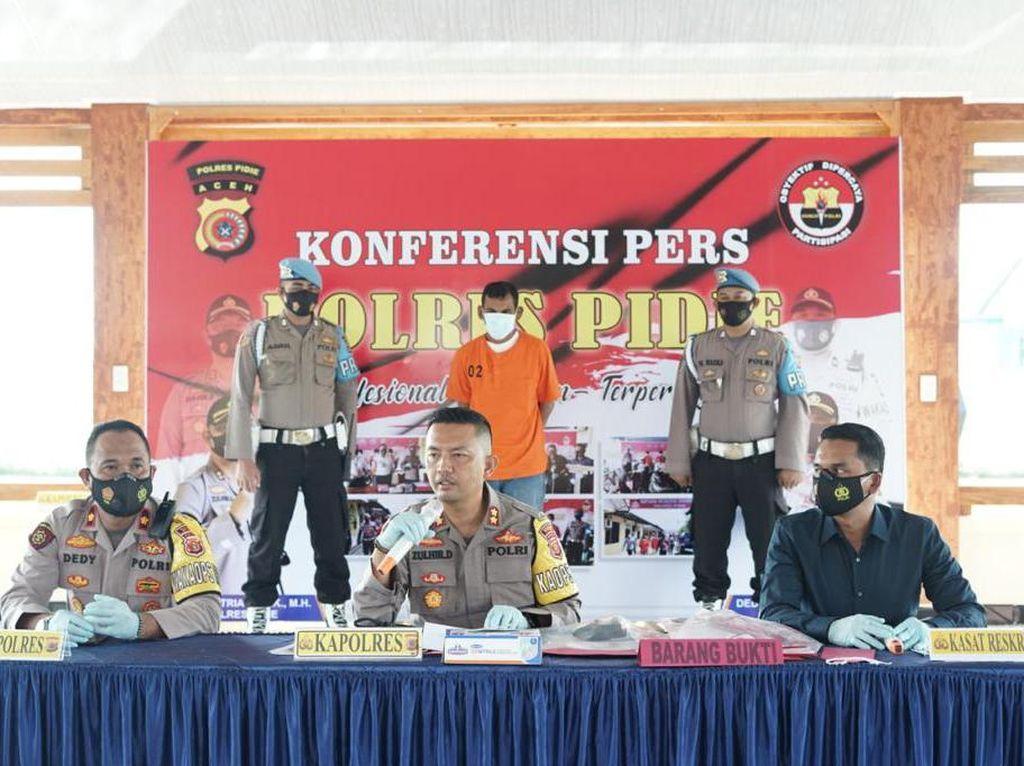 Pria Perkosa-Aniaya 3 Wanita di Aceh, Korbannya Lansia-Gangguan Jiwa