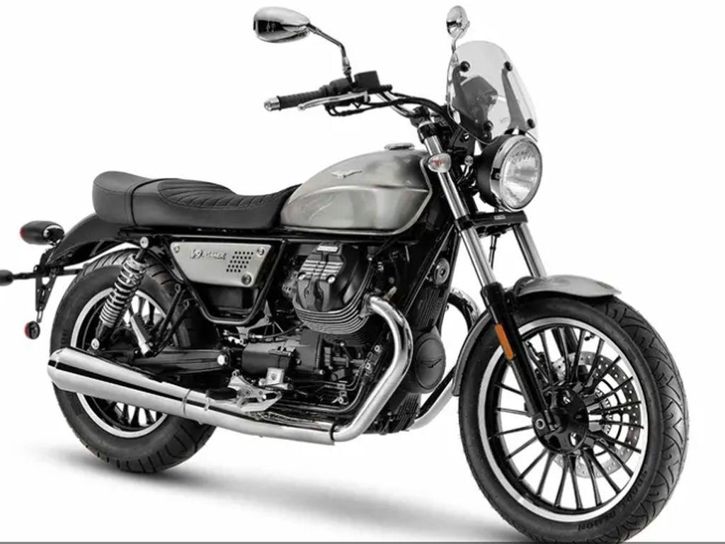 Moto Guzzi V9 Dapat Pembaruan: Lebih Bertenaga, Makin Angker