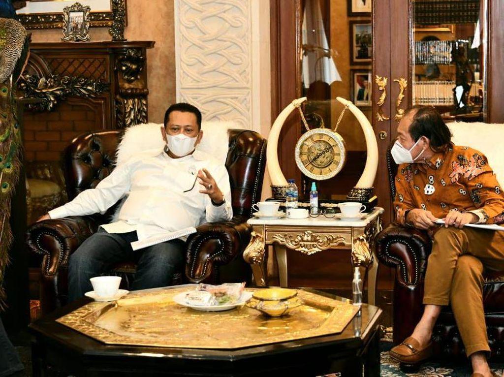 Ketua MPR Dorong RI Jadi Pengembang Industri Kendaraan Listrik