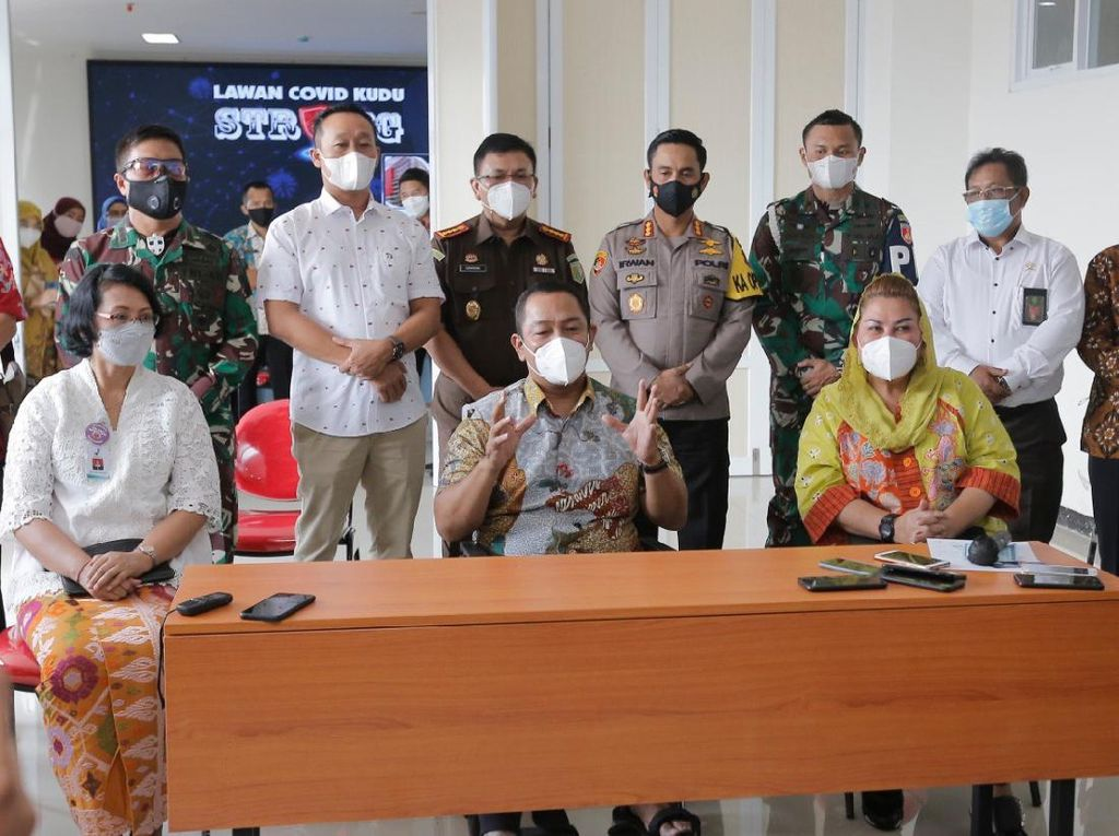 Jadi Penyintas COVID-19, Walkot Semarang Tak Masuk Penerima Vaksin