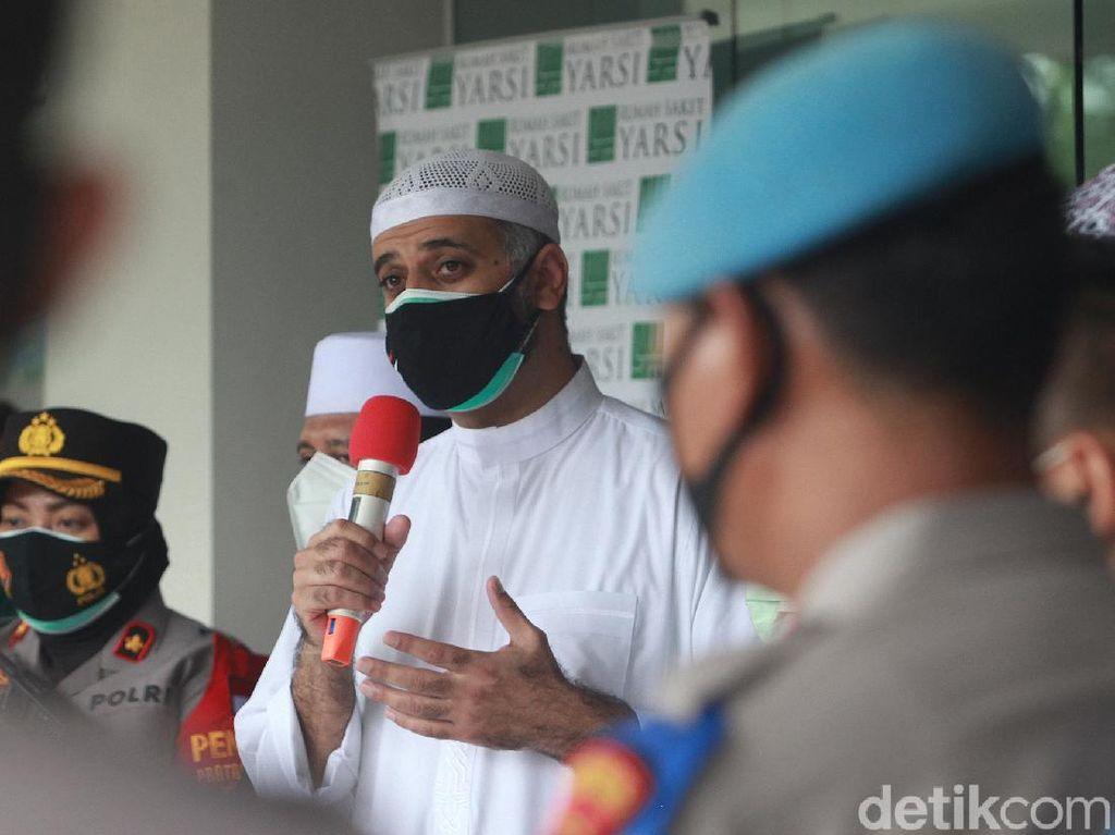 Adik Jelaskan Maksud Ucapan Syekh Ali Jaber Ingin Dimakamkan di Lombok