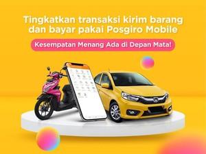 Pos Indonesia Bagi-bagi Hadiah, Ada 11 Motor dan 1 Unit Mobil