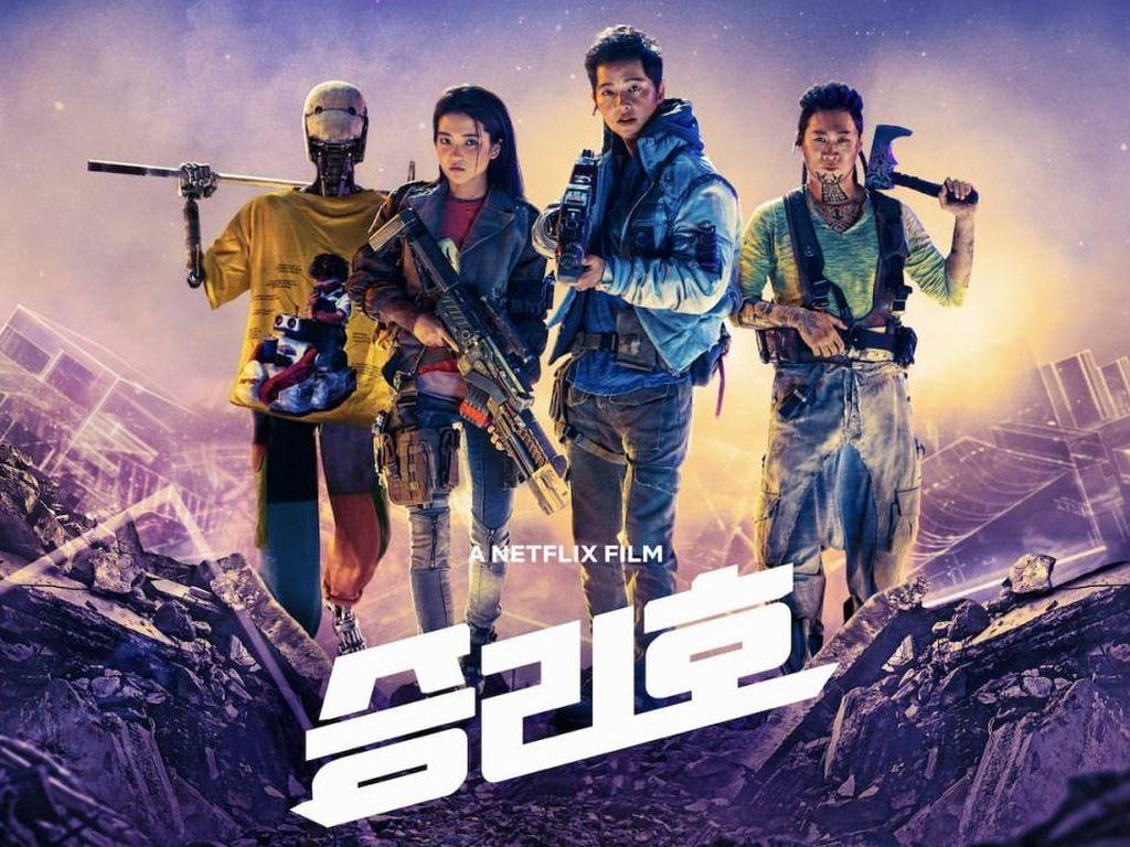 K-Talk Ep 67: Space Sweepers, Film Korea Rasa Hollywood