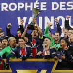 Video di balik layar PSG Juara Piala Super Prancis