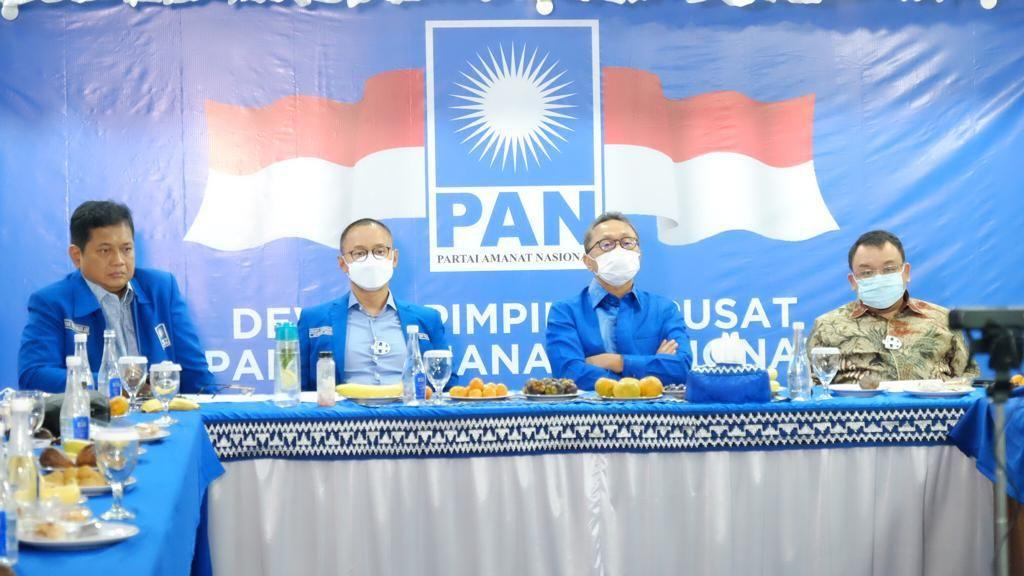 Rapat Harian dan Konsolidasi DPP PAN