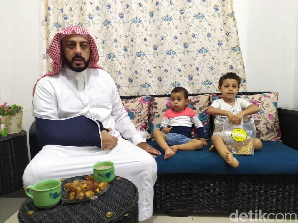 Syekh Ali Jaber Sosok yang Kerap Bikin Malu karena Tak Pernah Marah
