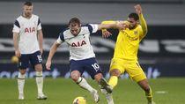 Tottenham Tertahan di Kandang, Kane Cetak Gol