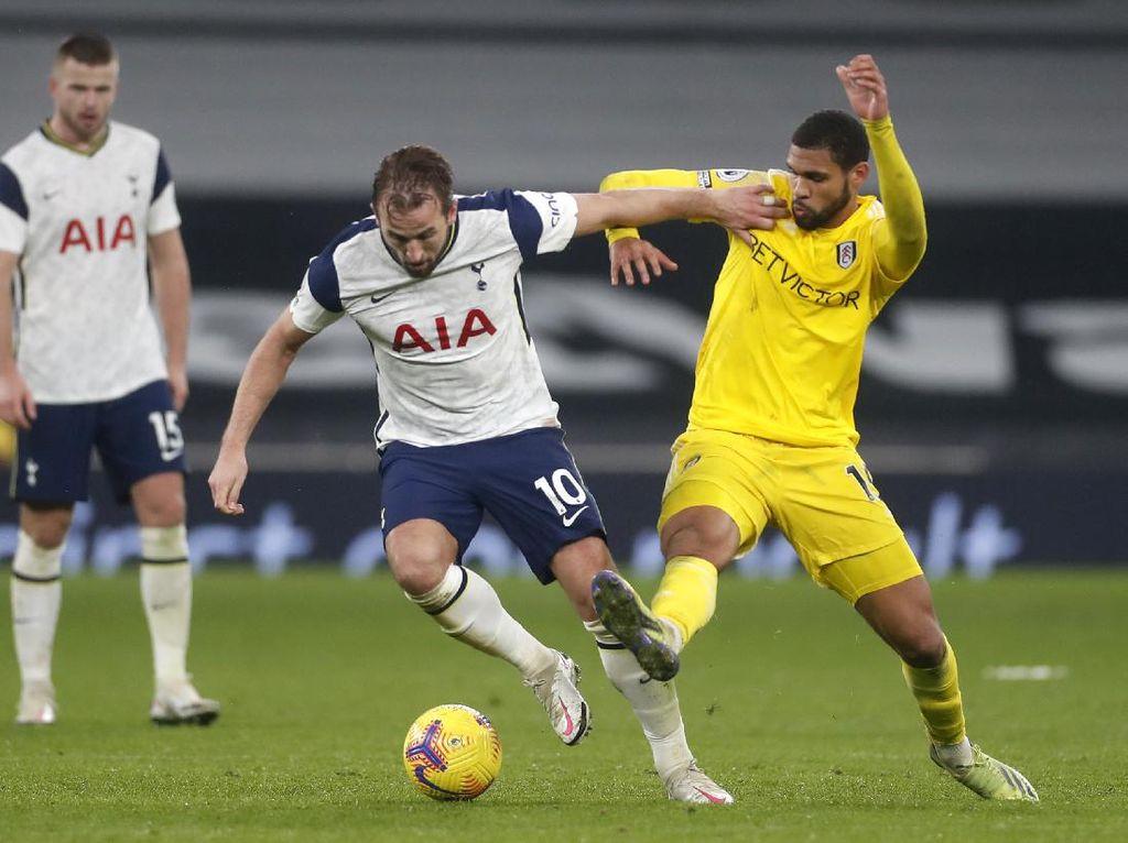 Tottenham Vs Fulham Berakhir 1-1