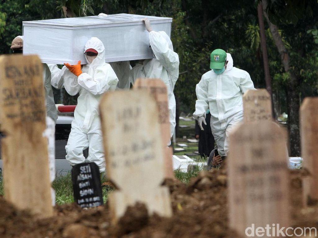 Satgas Ungkap 4 Pemicu Utama Kematian Pasien COVID-19 di RI, Ini Daftarnya