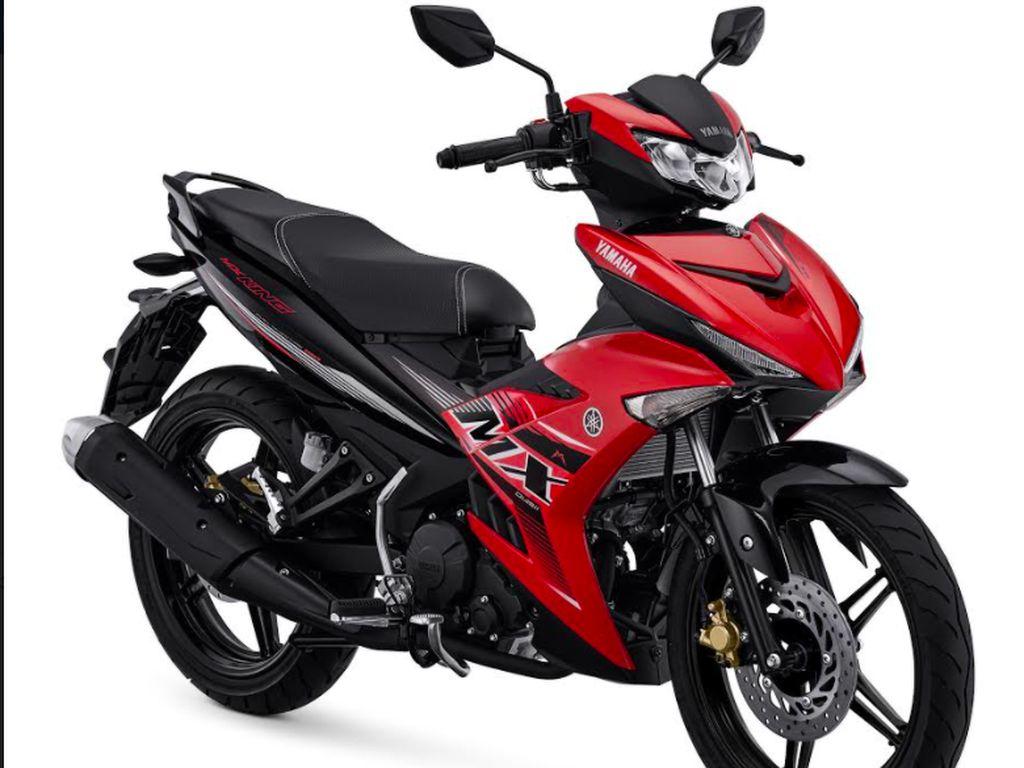 Yamaha MX King Punya Warna Racing Baru, Nih Tampilan Sporty-nya