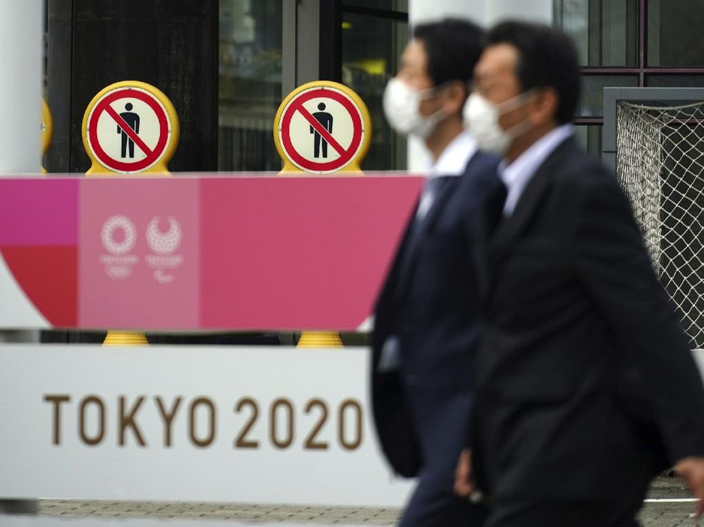 Janji PM Jepang untuk Lindungi Sistem Medis Menghadapi Pandemi Corona