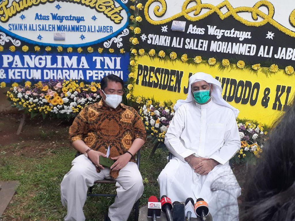 Adik Syekh Ali Jaber Siap Lanjutkan Dakwah Sang Kakak