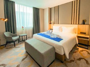 Potret Hotel Baru di Terminal 3 Bandara Soekarno-Hatta