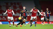 Sederet Peluang Arsenal yang Lagi Apes