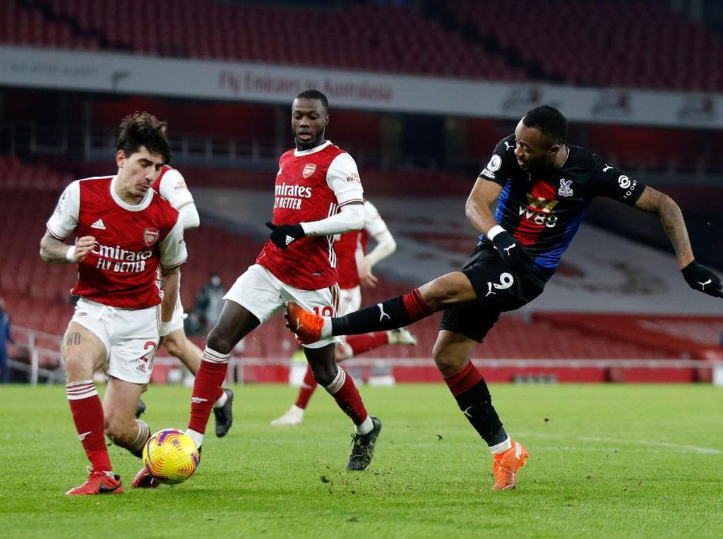 Arsenal Vs Crystal Palace Terasa Seperti Latihan