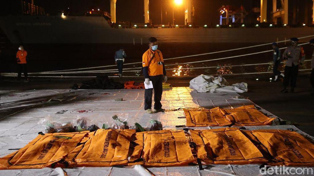 Tambah 5, Total Korban Sriwijaya Air Teridentifikasi jadi 17 Orang