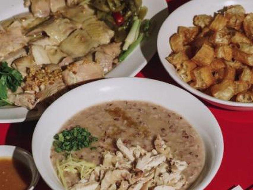 5 Bubur Ayam Chinese yang Gurih Hangat Ada Di Sini