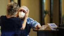 Duh! Rumah Sakit Brasil Kekurangan Oksigen Bagi Pasien COVID-19