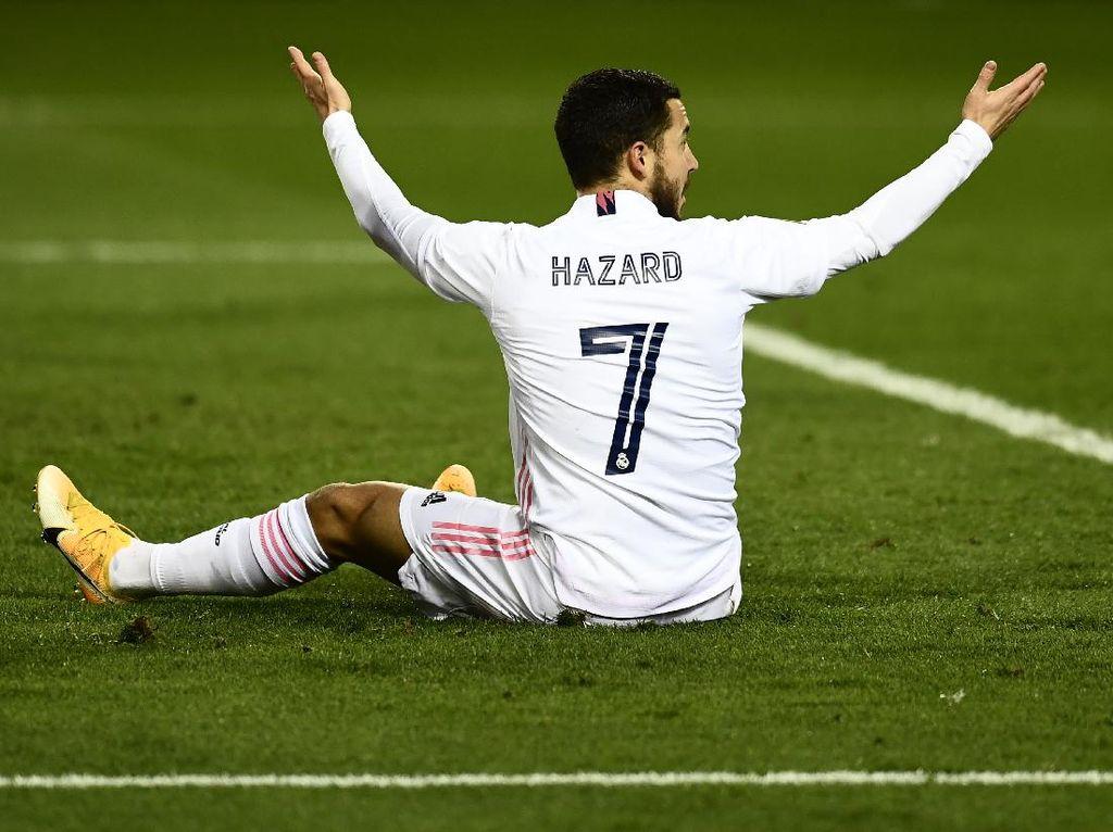 Real Madrid Cuma Dapat Ampasnya Eden Hazard