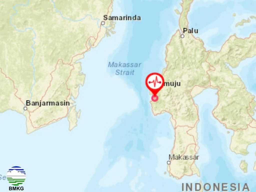 Sejarah Gempa di Sulbar: Tahun 1969 Pernah Picu Tsunami