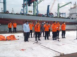 Evakuasi Sriwijaya Air SJ182 Diperpanjang 3 Hari