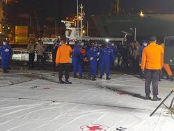Hasil Pencarian Polairud: 14 Body Part hingga Turbin Pesawat Sriwijaya Air
