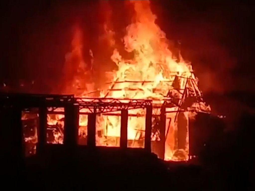 Panti Jompo di Ukraina Kebakaran, 15 Orang Tewas