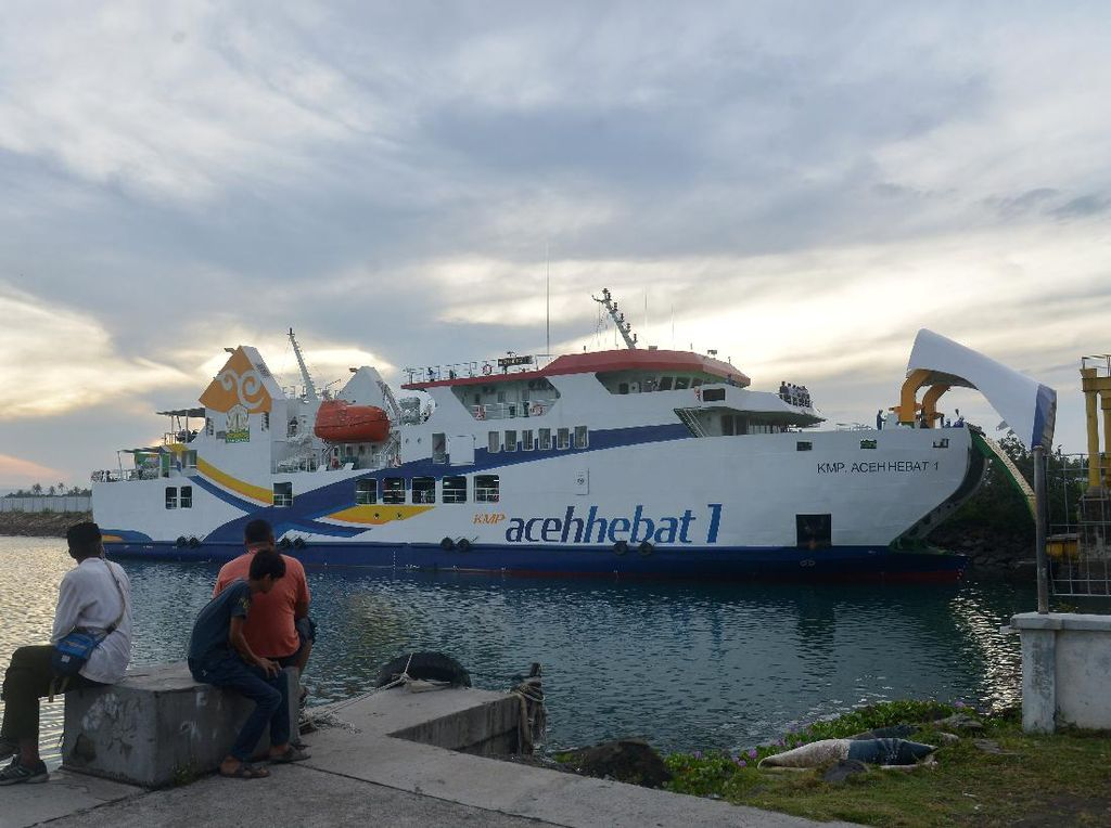Pekan Depan, KPK Periksa 3 Pimpinan DPRA soal Pengadaan Kapal Aceh Hebat