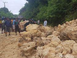 Akses Darat ke Mamuju-Majene Masih Terputus Akibat Gempa M 6,2