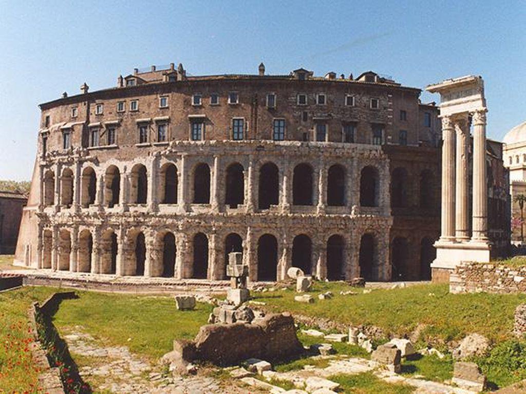 Potret Makam Kuno Kaisar Pertama Roma yang Dibuka untuk Umum