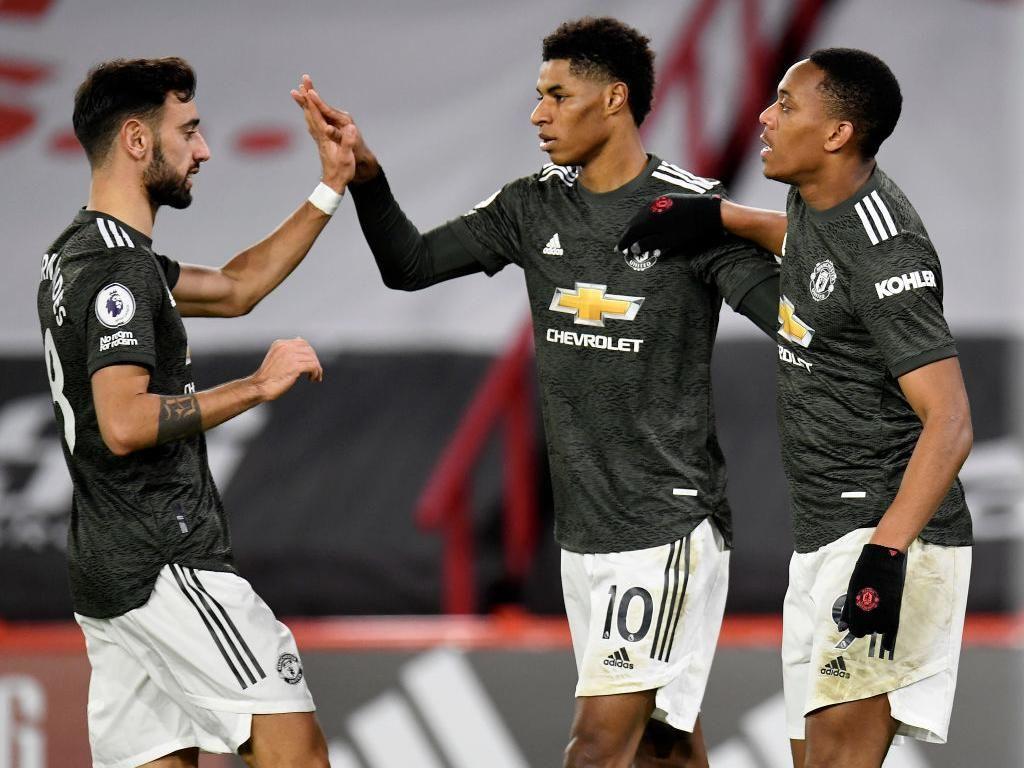 Menanti Trio Maut Manchester United Ini Lebih Berbahaya Lagi
