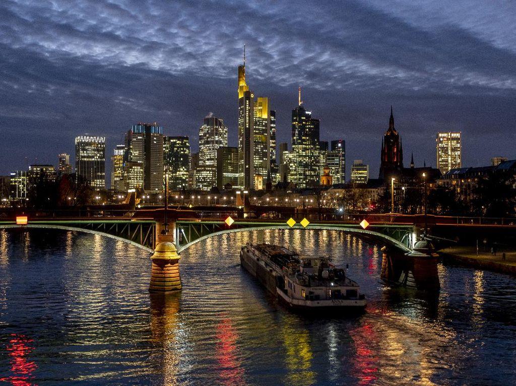 Potret Kemegahan Kota-kota di Dunia dalam Lensa