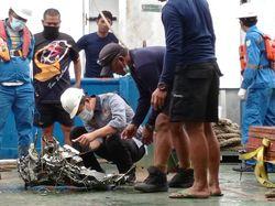 Temuan Mesin Pembangkit Diduga dari Sriwijaya Air SJ 182