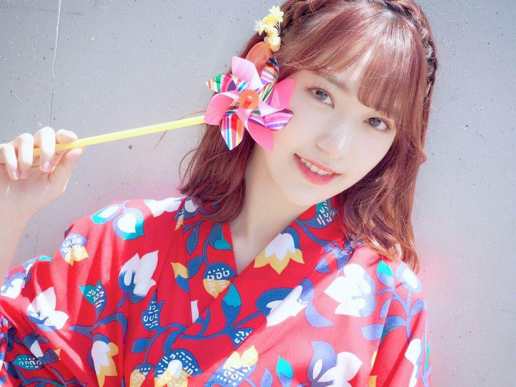 Sakura IZ*ONE Diincar Big Hit Entertainment Buat Proyek Girlband Baru