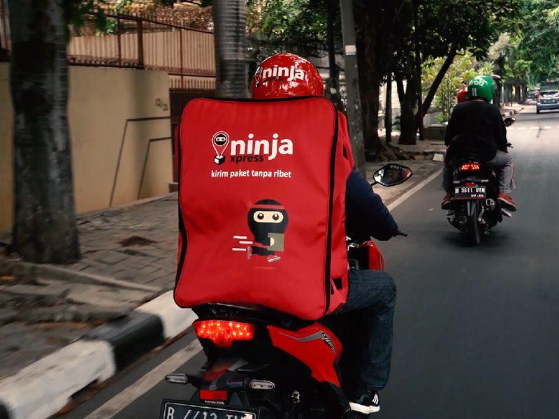 Layanan Logistik Meroket, Ninja Xpress Sukses Kirim 150 Juta Paket