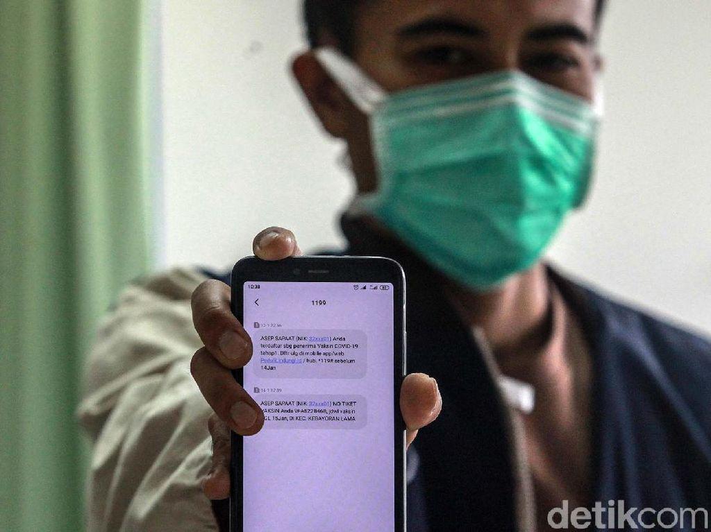 Penting! 6 Cara Registrasi Vaksinasi COVID-19, Termasuk Via WhatsApp