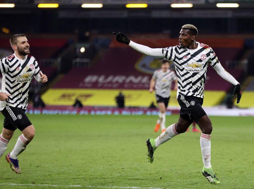 Pogba: MU Harus Juara Liga Inggris Agar Selevel Liverpool