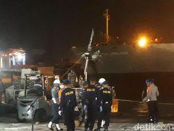 2 Komponen Mesin Sriwijaya Air SJ182 Seberat 200 kg Ditemukan
