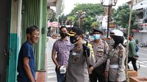 Nganjuk yang Zona Merah Gelar PPKM, 33 Warga Terjaring Operasi Yustisi